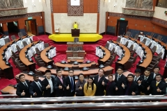 Ahli-ahli Majlis Belia Pulau Pinang