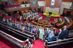 Kunjungan Delegasi Kementerian Bangladesh