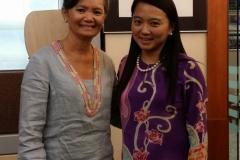 Kunjungan Hormat Ahli Parlimen Cambodia