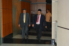Kunjungan Hormat Delegasi Speaker Dewan Negeri Kelantan