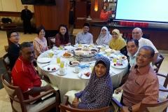 Majlis Buka Puasa Bersama Kakitangan Pejabat Dewan ADUN Selangor