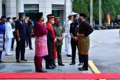 Mesyuarat Pertama (Pembukaan) Dewan Negeri Selangor Tahun 2021