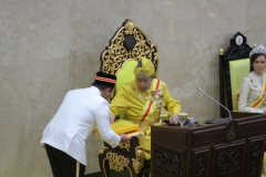 Mesyuarat Pertama (Pembukaan) Persidangan Dewan Negeri Selangor Penggal Kedua Tahun 2019
