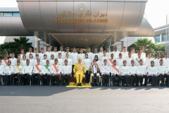 Sesi Bergambar DYMM Sultan Selangor Bersama ADUN Selangor Tahun 2019