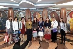 Taiwan Delegates Hsu Chia Ching