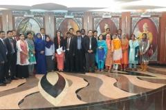 Wakil Delegasi Kementerian Bangladesh