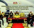 kenyataan media persidangan speaker-speaker parlimen malaysia dan dewan undangan negeri seluruh malaysia bagi tahun 2017