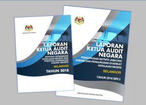 Laporan Ketua Audit Negara Lkan Negeri Selangor Tahun 2018 Dibentang Di Dewan Negeri Selangor Dewan Negeri Selangor