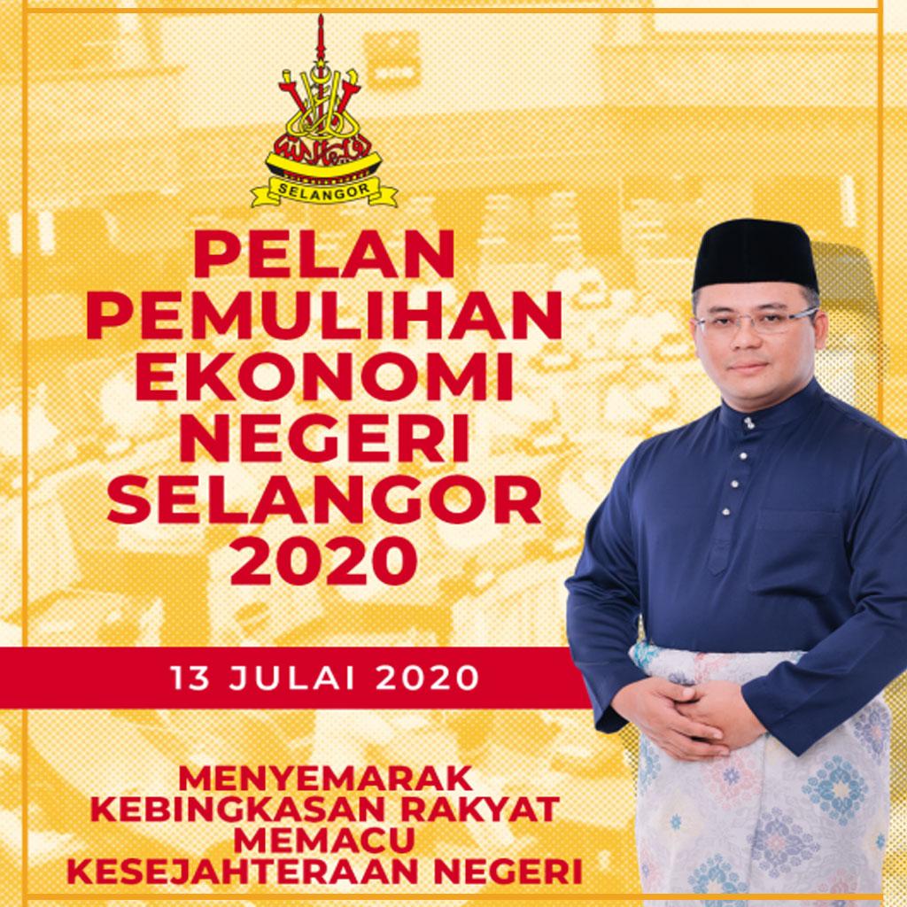Pelan Pemulihan Ekonomi Negeri Selangor 2020