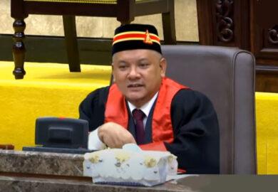 yang berhormat tuan hasnul bin baharuddin, ahli dewan negeri kawasan morib dilantik timbalan speaker dewan negeri selangor baharu